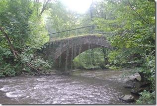 Traumpfad Eltzer Burgpanorama - Klinkerbrücke