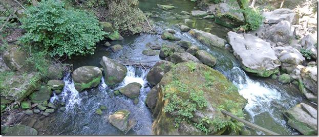 Teufelsschlucht Ernzen / Irrel - die Irreler Wasserfälle (Groß)