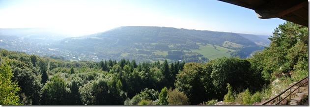 NaturWanderPark delux: Felsenweg 2  - Blick ins Sauertal