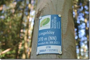 NaturWanderPark delux: Felsenweg 2 - Hiniwesschild Lingelslay