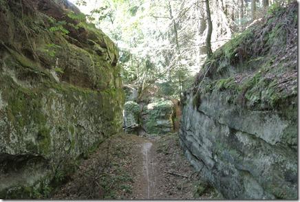 NaturWanderPark delux: Felsenweg 2 - Lingelslay