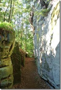 NaturWanderPark delux: Felsenweg 2 - Lingelslay 1