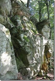 NaturWanderPark delux: Felsenweg 2 - Felsformation 3