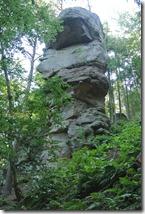 NaturWanderPark delux: Felsenweg 2 - Predigtstuhl von unten