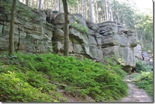 NaturWanderPark delux: Felsenweg 2 - Haupeschbaach 1