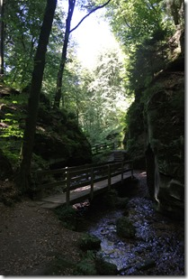 NaturWanderPark delux: Felsenweg 2 - Haupeschbaach Brücken 2