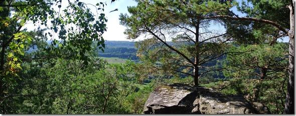 NaturWanderPark delux: Felsenweg 2 - Aussichtspunkt 5