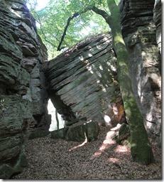 NaturWanderPark delux: Felsenweg 2 - Mandrack-Passage 3
