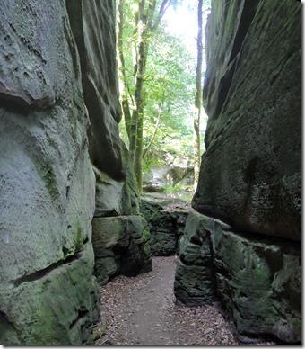 Echternach E1 - Im Labyrinth