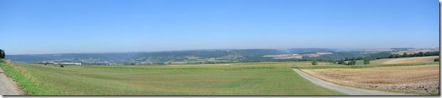 Rundwanderweg R8 - 360-Grad-Panorama