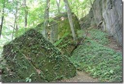 Rundwanderweg R8 - Felsformationen