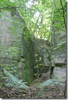 Rundwanderweg R8 - Noch mehr Felsformationen