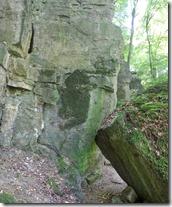 Rundwanderweg R8 - Felsen bei Steinheim