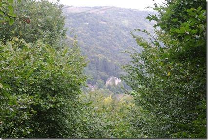 Traumpfad Höhlen-Schluchtensteig - Schweppenburg