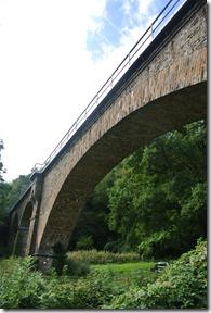 Traumpfad Höhlen-Schluchtensteig - Eisenbahnbrücke