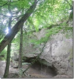 Traumpfad Höhlen-Schluchtensteig - Wolfsschlucht