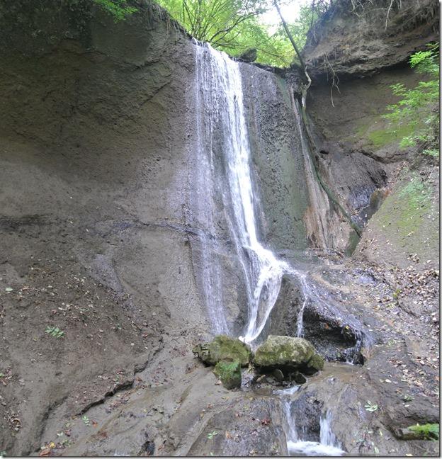 Traumpfad Höhlen-Schluchtensteig - Wasserfall
