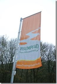 Traumpfad Heidehimmel - Fahne