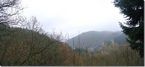 Traumpfad Heidehimmel - Ausblick ins Tal