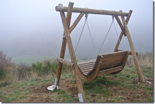 Traumpfad Heidehimmel - Traumpfadschaukel auf dem Noorkopf