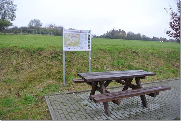 Traumschleife Rabenlay - Parkplaz