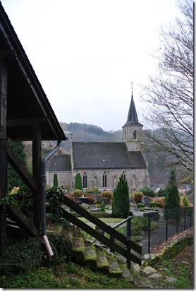 Wäller Tour Iserbachschleife - St. Katharina