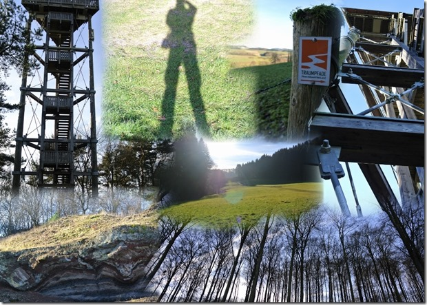 Traumpfad Booser Doppelmaar - Collage
