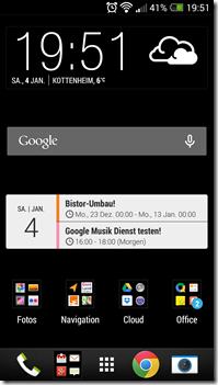 HTC One - die Schaltzentrale