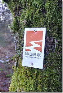 Traumpfad Bergheidenweg - Traumpfadlogo