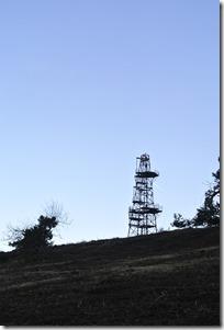 Traumpfad Bergheidenweg - Funkturm