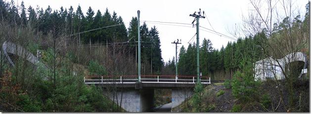 Wäller Tour Eisenbachtal - ICE-Trasse (Gesamtansicht)