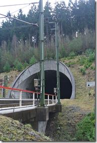 Wäller Tour Eisenbachtal - Dickheck-Tunnel