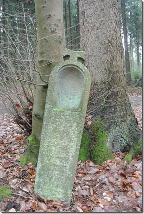 Wäller Tour Eisenbachtal - Steinernes Kreuz