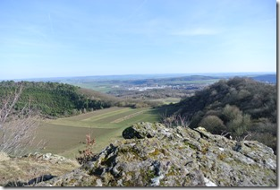 Traumpfad Vulkanpfad - Ausblick Ettringer Bellberg
