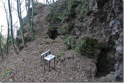 Traumpfad Vulkanpfad - Hinweistafel