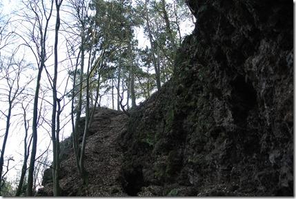 Traumpfad Vulkanpfad - Blick zum Büden