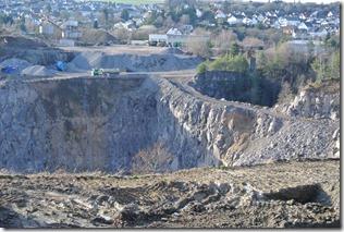Traumpfad Vulkanpfad - die Grube