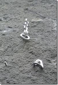 Traumpfad Vulkanpfad - Klettersicherung