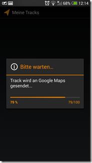 Meine Tracks - Screenshot 23