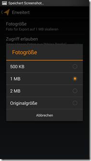 Meine Tracks - Screenshot 7