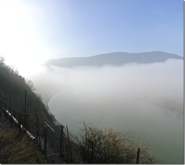 Moselsteig Etappe 18 - Nebel im Tal 2