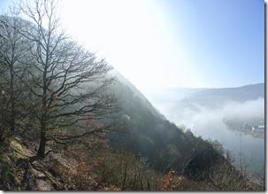 Moselsteig Etappe 18 - Der Nebel lichtet sich