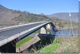 Moselsteig Etappe 18 - Moselbrücke nach Ernst