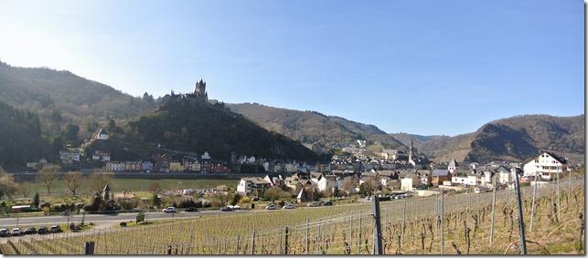 Moselsteig Etappe 18 - Reichsburg, Cochem, Altstadt