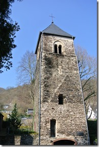 Moselsteig Etappe 19.1 - Alter Kirchturm