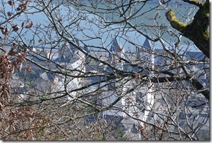 Moselsteig Etappe 19.1 - Blick auf St. Kastor
