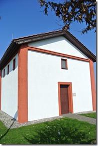 Moselsteig Etappe 19.1 - Nebengebäude des Tempels