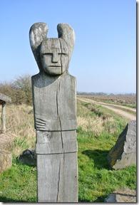 Moselsteig Etappe 19.1 - Götterstatue