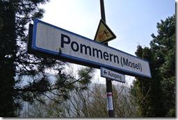 Moselsteig Etappe 19.1 - Bahnhof Pommern