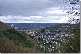 Alter Weinbergweg Bad Breisig - nochmal Oberbreisig